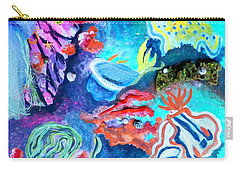 Deep Sea Nudibranch Carry-all Pouch