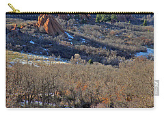 Deer At Roxborough Carry-all Pouch