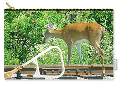 Deer Crossing Carry-all Pouch