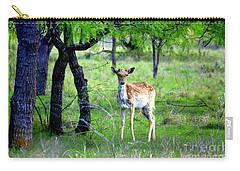 Deer Curiosity Carry-all Pouch