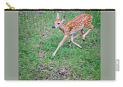 Deer Dance Carry-all Pouch