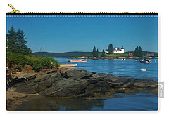 Deer Island Maine Carry-all Pouch