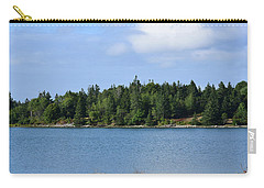 Deer Isle, Maine No. 5 Carry-all Pouch