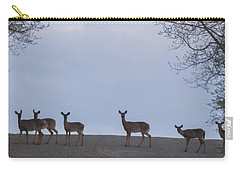 Deer Me Carry-all Pouch by Richard Engelbrecht