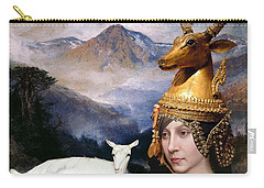Deer Medicine Woman Carry-all Pouch