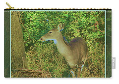 Deer Surprise Carry-all Pouch
