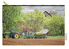 Deere On The Farm Carry-all Pouch
