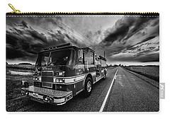 Deerfield Fire Dept Carry-all Pouch