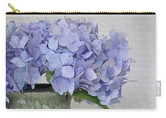 Degas Hydrangea Carry-all Pouch