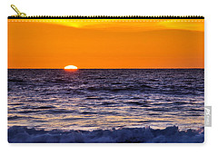 Del Mar Sunset, View 2 Carry-all Pouch