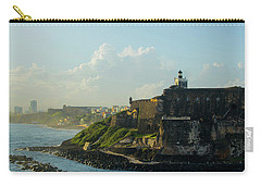 del Morro Sunrise Carry-all Pouch