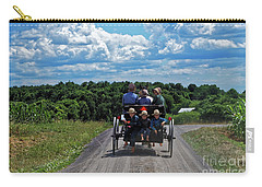 Delano Children Carry-all Pouch by Paul Mashburn
