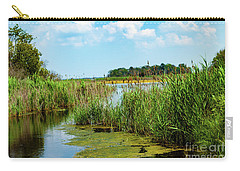 Delaware Marsh Carry-all Pouch