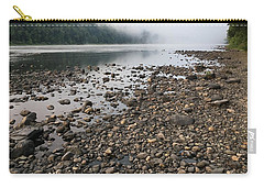 Delaware River Mist Carry-all Pouch