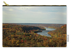 Delaware View Carry-all Pouch by Elsa Marie Santoro