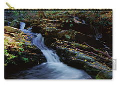 Delaware Water Gap 020 Carry-all Pouch by Scott McAllister