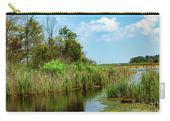 Delaware Wetlands Carry-all Pouch