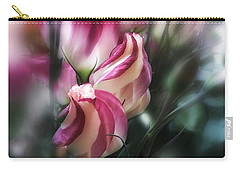 Carry-all Pouch featuring the photograph Delicate And Beautiful by Gabriella Weninger - David