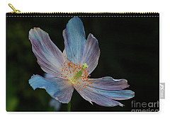 Delicate Blue Carry-all Pouch