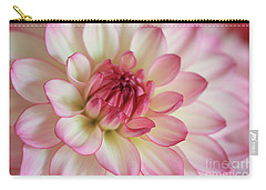 Delicate Dahlia Carry-all Pouch