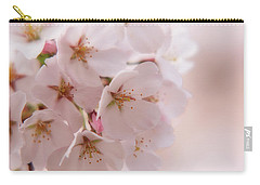 Delicate Spring Blooms Carry-all Pouch