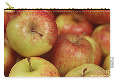 Delicious Apple Fruit Background Carry-all Pouch