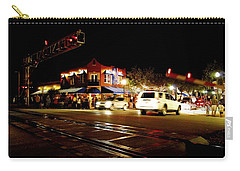 Delray Beach Railroad Crossing Carry-all Pouch