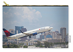 Delta Airlines Carry-all Pouch
