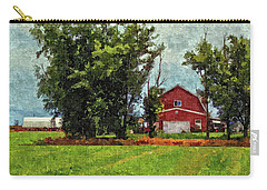 Delta Barn Carry-all Pouch
