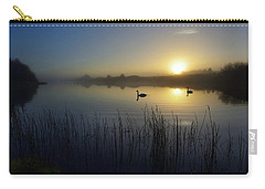 Delta Lakes Carry-all Pouch