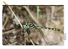 Delta-spotted Spiketail  Male Carry-all Pouch