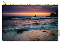 Demartin Beach Sunset Carry-all Pouch