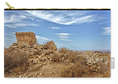 Demeter's Temple Ruins Carry-all Pouch