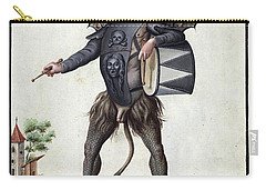 Demon, 1057 Carry-all Pouch