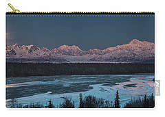 Denali Morning Blue Carry-all Pouch
