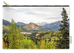 Denali National Park Landscape No 2 Carry-all Pouch
