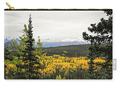 Denali National Park Landscape Carry-all Pouch