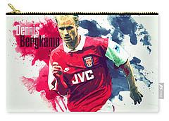 Dennis Bergkamp Carry-all Pouch by Semih Yurdabak