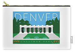 Denver Cheesman Park Carry-all Pouch