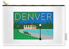 Denver Washington Park Carry-all Pouch