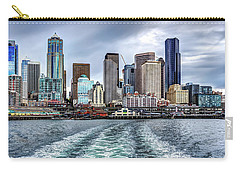 Departing Pier 54 Carry-all Pouch
