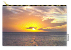 Departing St. Lucia Carry-all Pouch