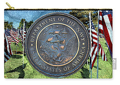 Department Of The Navy - United States Carry-all Pouch