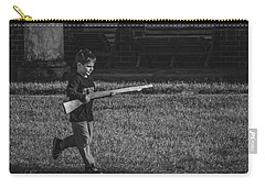 Deploy The Guard Bw Carry-all Pouch by Jeff at JSJ Photography