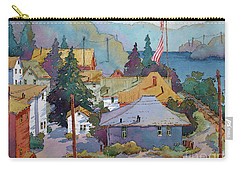 Depot By The River Carry-all Pouch