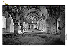 Derelict Cypriot Church. Carry-all Pouch