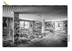 Derelict Room. Carry-all Pouch