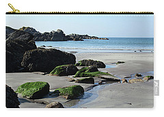 Derrynane Beach Carry-all Pouch by Marie Leslie