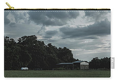 Desaturated Barn Carry-all Pouch
