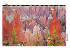 Descent Into Bryce Carry-all Pouch